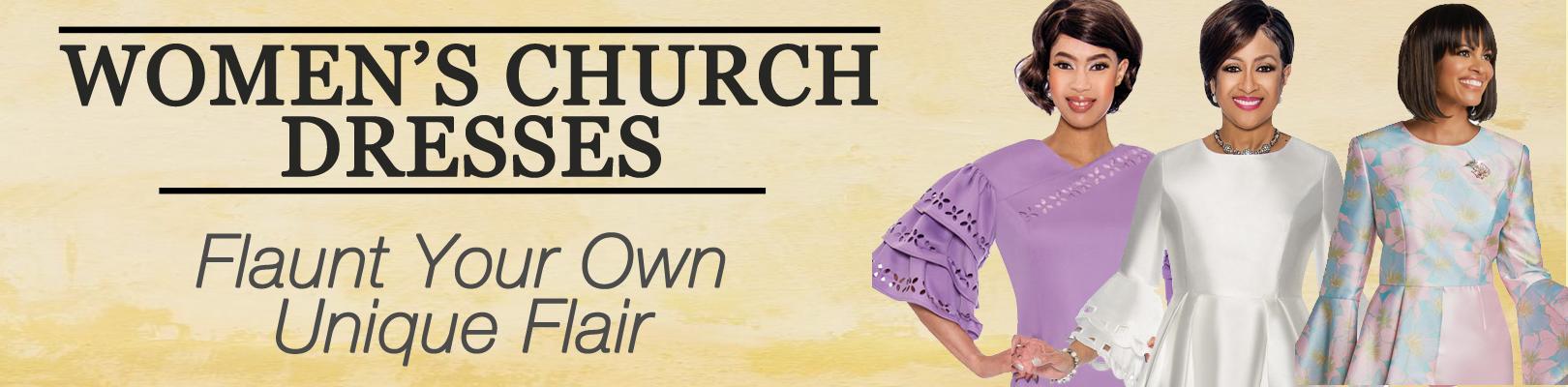 Church Dresses, Womens Church Dresses