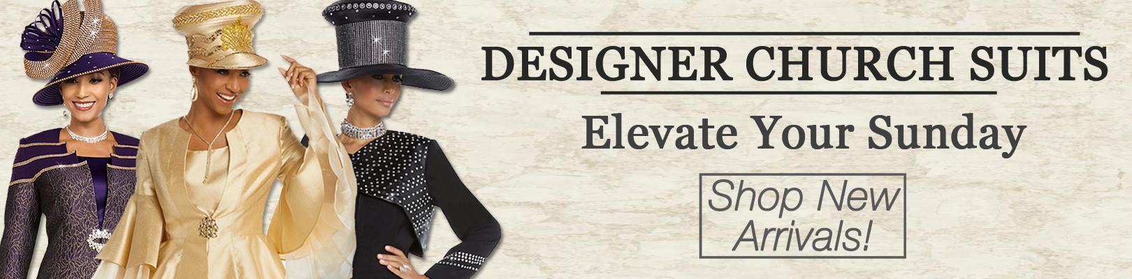 Church Suits, Church Suits For Women - Designer Church Suits